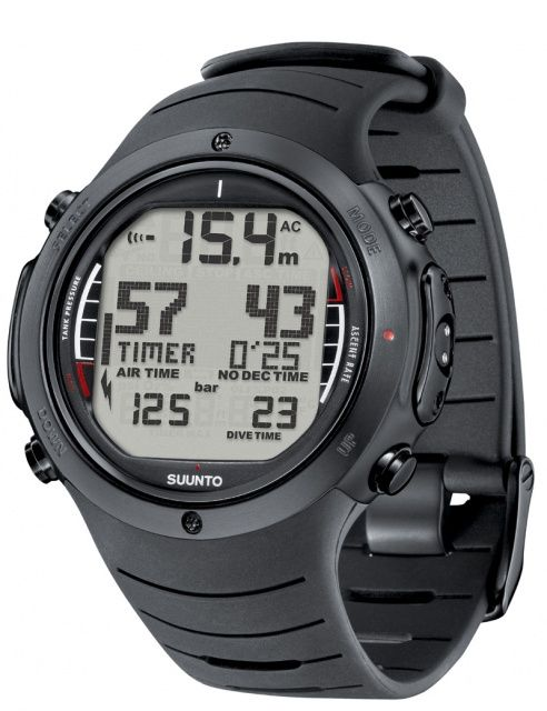 D6i All Black suunto