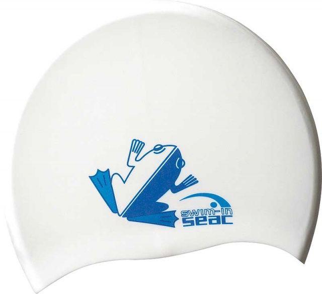 Plavecká čepice dětská SEAC SUB