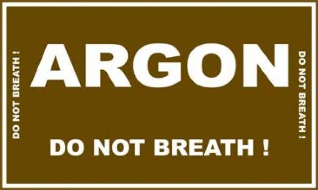 Samolepka ARGON 300x120mm mdc