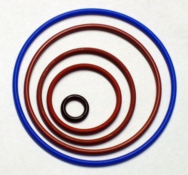 O-kroužek kit SLR-AF digital IKELITE