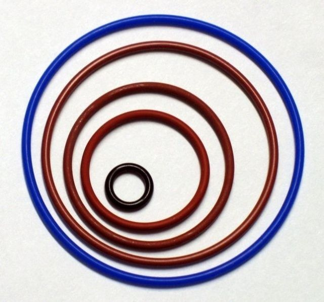 O-kroužek kryt z 0109 IKELITE