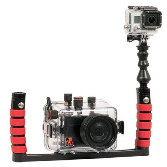 Rameno flex pro montáž GoPro na držadlo IKELITE