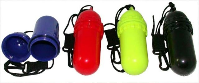 Vodotěsné pouzdro 128mm NTEC