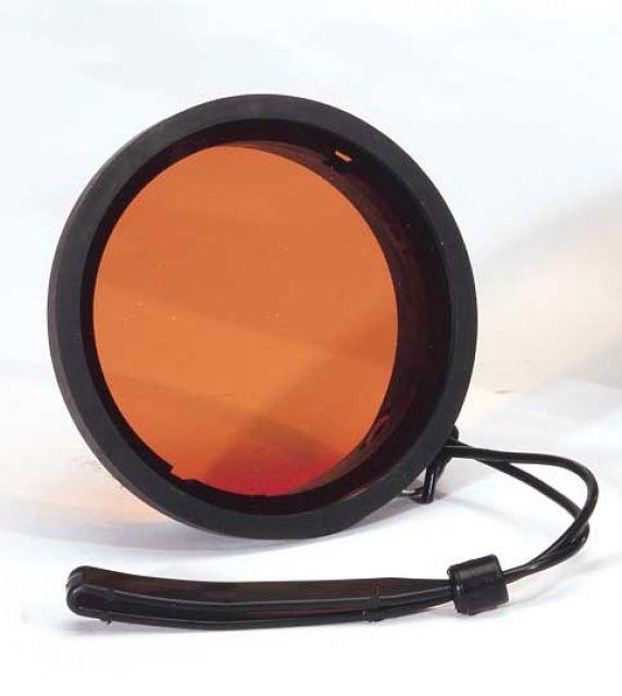 Filtr korekční červený 7,6cm IKELITE