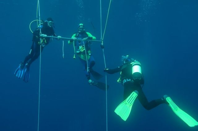 Kurz potápění NAUI ADVANCE SCUBA DIVER