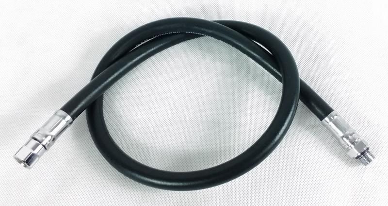 Vysokotlaká hadice 68cm k tlakoměru vhodná pro tlak 350BAR NTEC